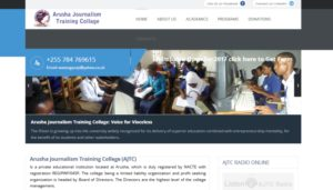 Arusha Journalism Training College (AJTC)